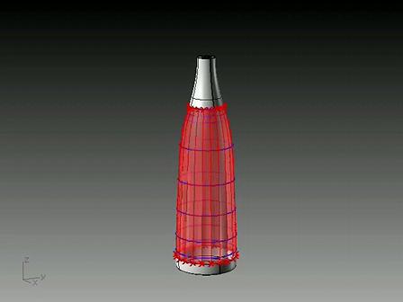 Parametric Bottle Design