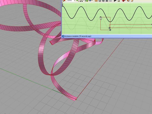 Tapeworm twisting 2