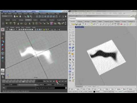 Maya Fluid to Grasshopper_fluid2d.avi