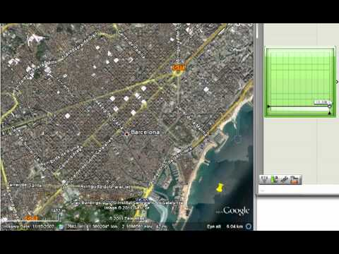Grasshopper 3D to Google Earth