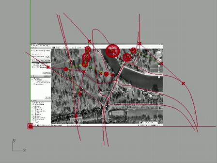 Datascape field