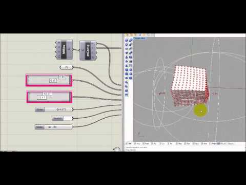 Point cloud attractor