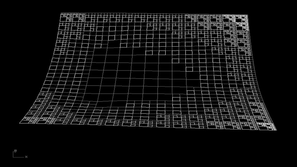 Attractor SubDiv with LunchBox