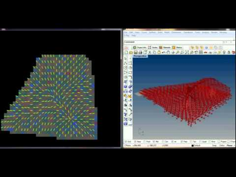 Envelope formation based on radiation field