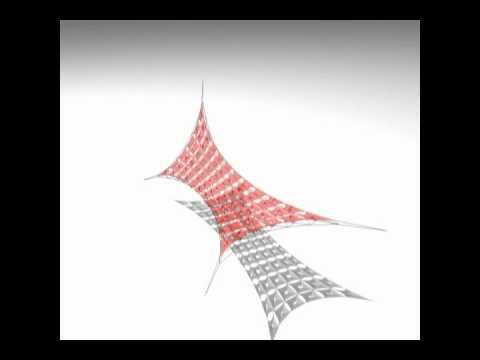 Inter-responsive architectural adaptive system kangaroo-grasshoper.avi