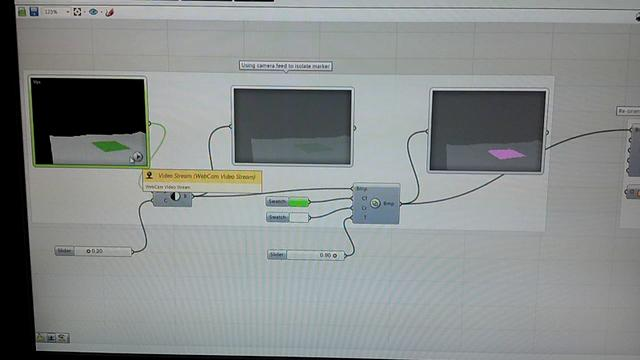 Webcam-based object recognition