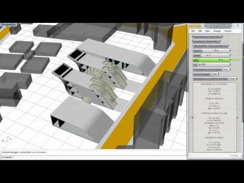 Architettura Bioclimatica Ecoparametrica