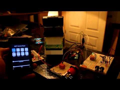 Arduinoroid [ iPhone + Arduino + Polaroid ] V3