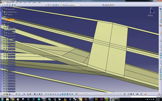 Grasshopper to Catia Demo