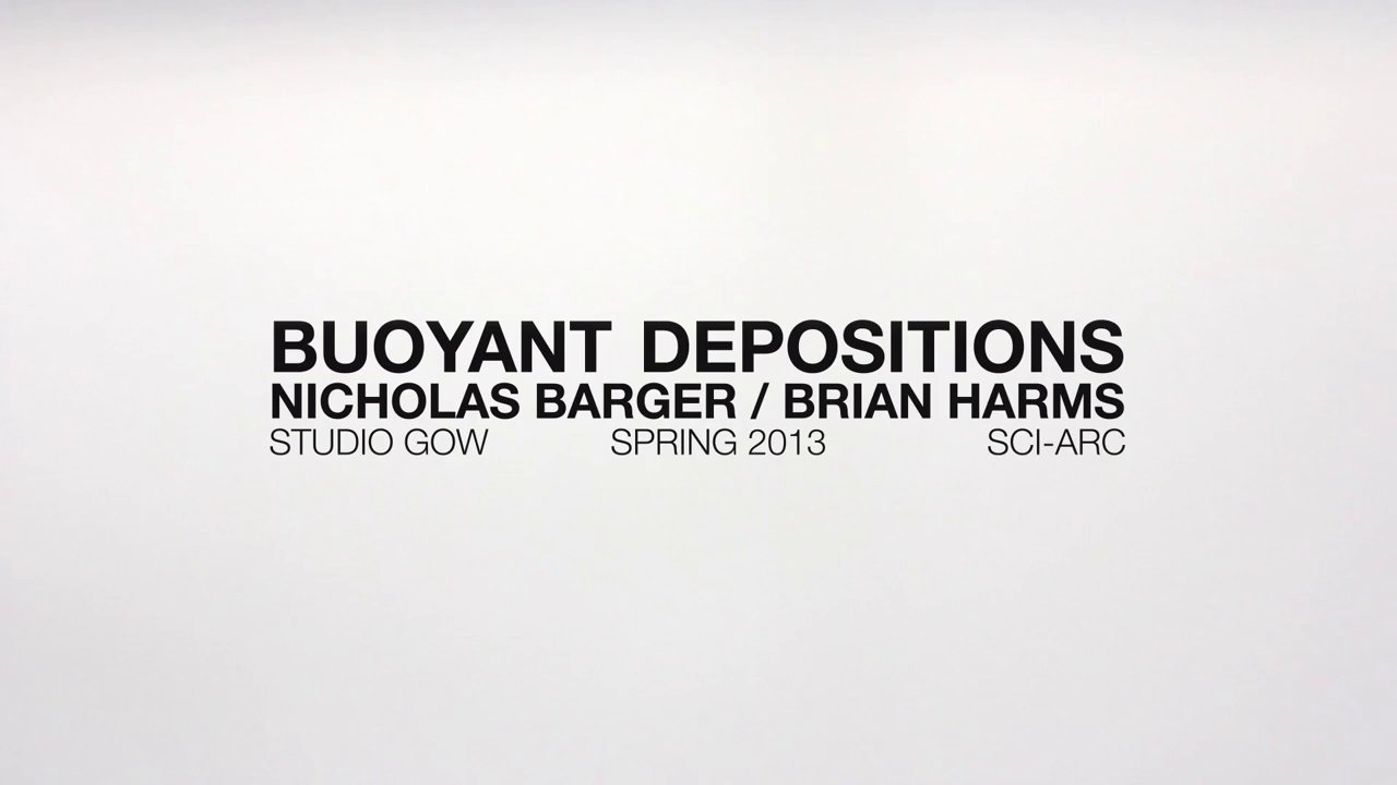 Buoyant Depositions
