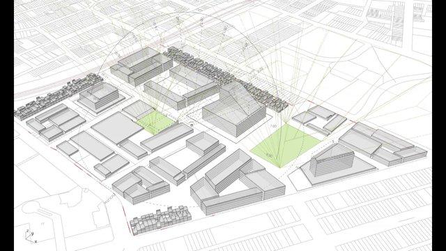 Parametric Urbanism - Solar Access & Typologies