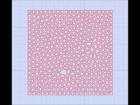Lloyd's algorithm (dynamic)
