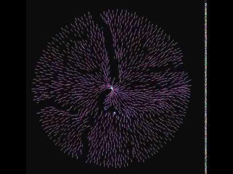 Swarm Intelligence IV: Diffuse Limited Aggregation