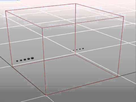 Holomorphic 3d grid