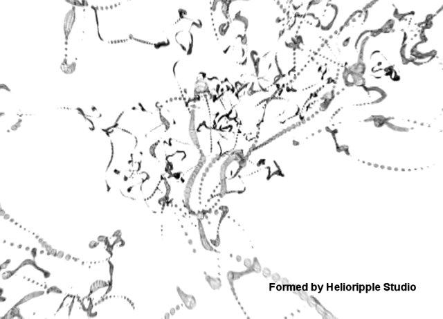 Particle-Wandering via Heteroptera + Grasshopper