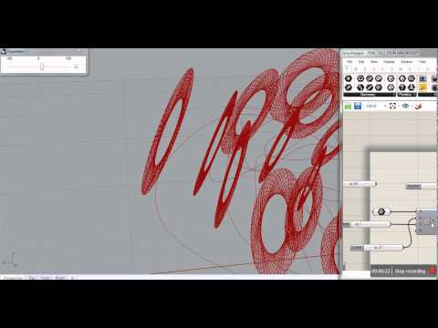 """Drawing Machine    using """" Anemone """"."""