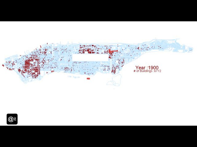 GH Slider Animation_ NYC  Buildings by Year of Built w/ @it