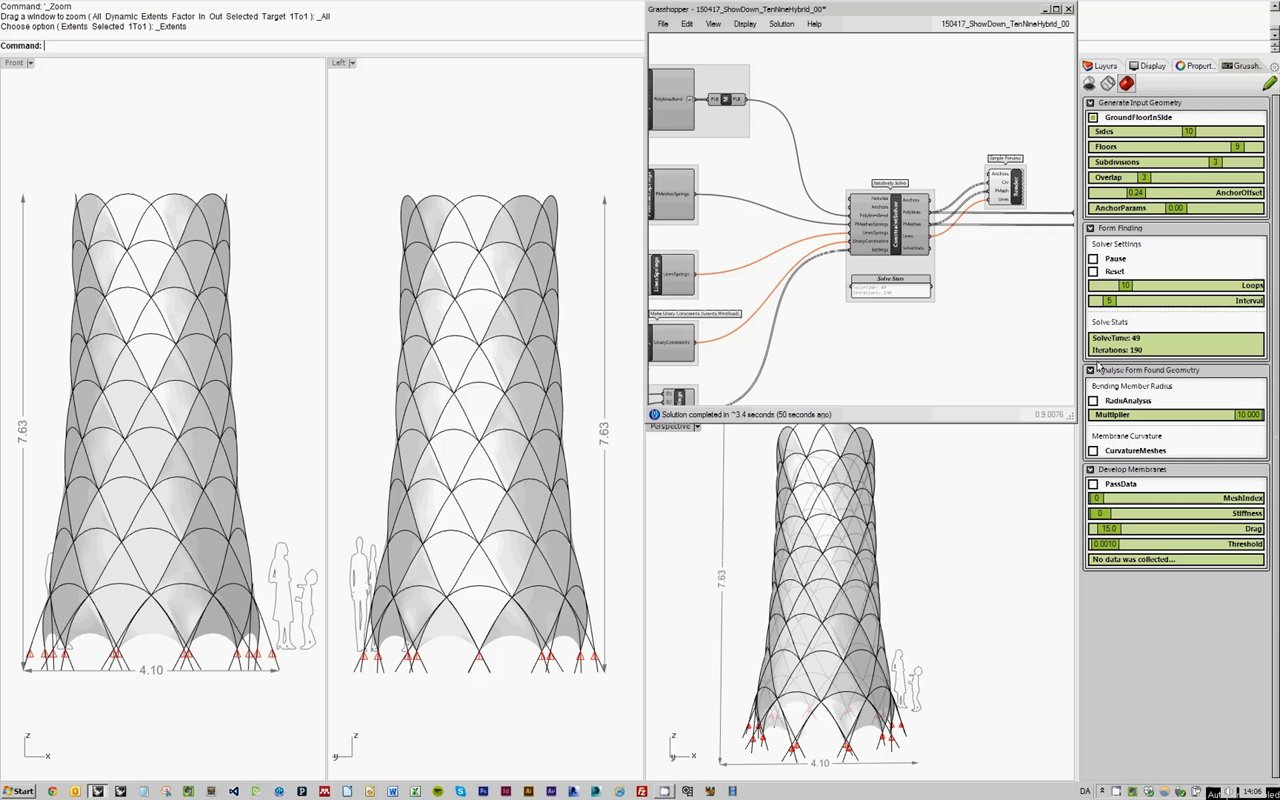 The Tower: Modelling Pipeline Quick Demo
