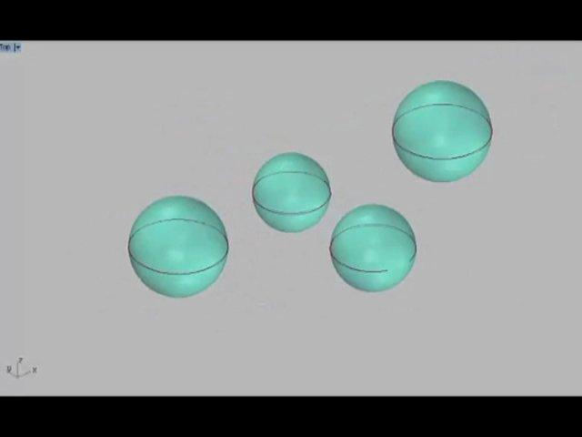 metaballs Galapogas