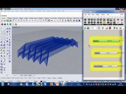TMP Origami Parametric modeling
