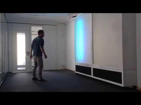Kinect to Grasshopper to Arduino to DMX (part 3)