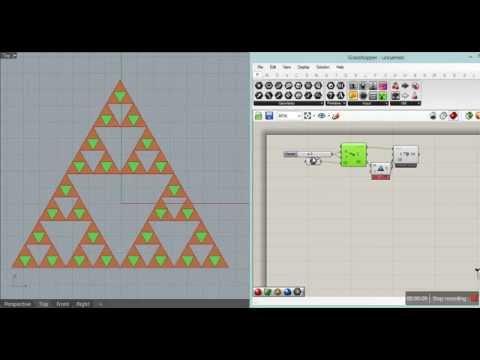 Sierpinski Triangle.