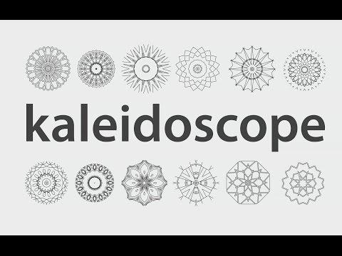 kaleidoscope (Rhinoceros+Grasshopper)