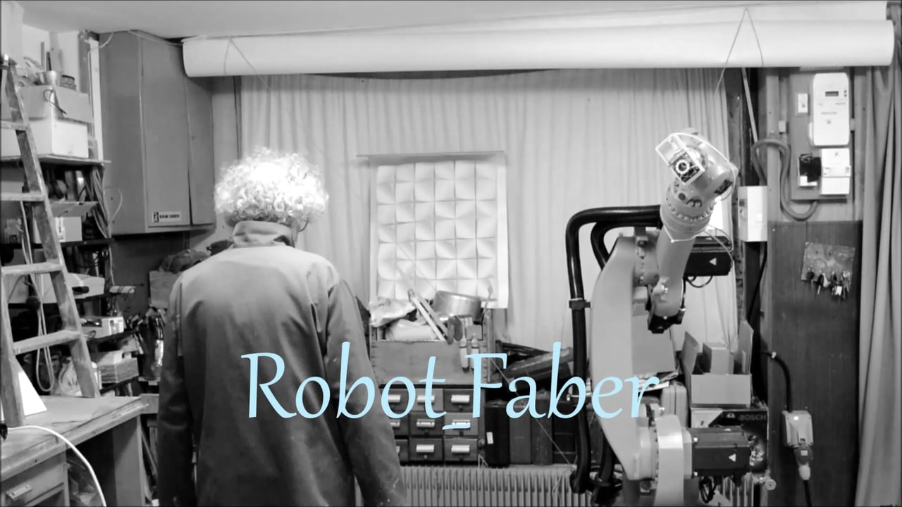 Robot's strike