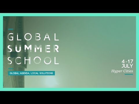 IAAC Global Summer School 2016 - Hyper Cities