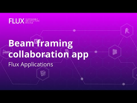 Flux applications: Beam framing collaboration app with @flux_io