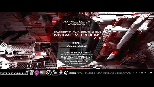 DesignMorphine_DynamicMutations V3.0_Promo