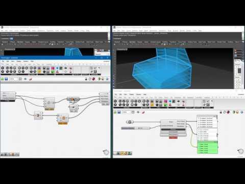 Speckle Streams: Grasshopper as a Server, Data Streams and Interop