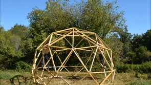 Dome Time lapse building