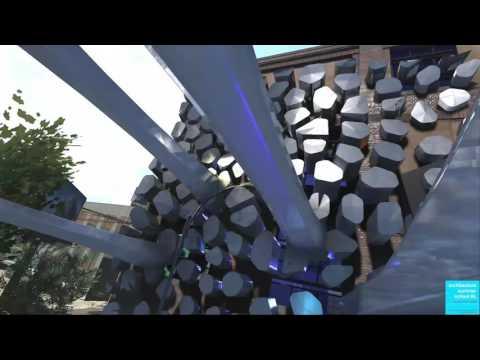 """architecture summer school BL 2016 """"Architectural Unreality"""" - Ines Vladislav"""