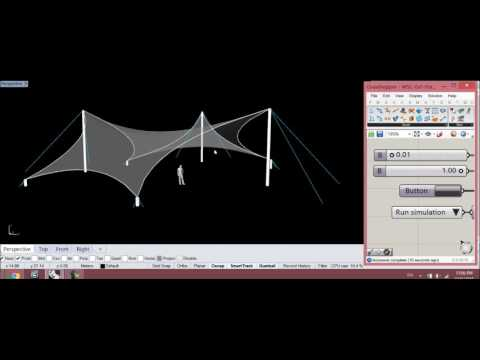 Tensile - Form Finding