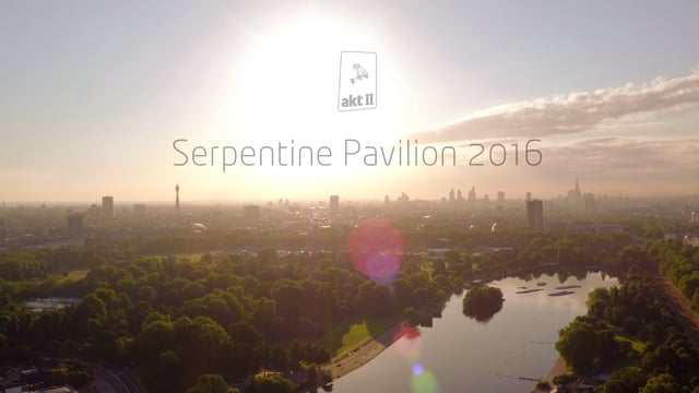 The Serpentine Pavilion 2016