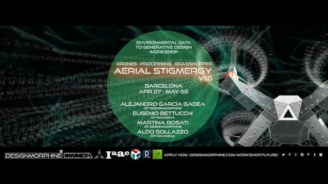 DesignMorphine_Aerial Stigmergy V1.0_Promo
