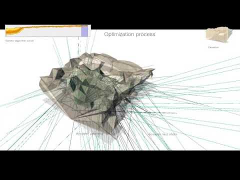 Acoustic Design Optimisation IEU