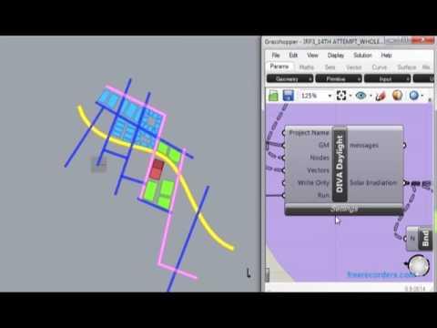 Algorithmic Methodology In Urban Form Generation, LONDON