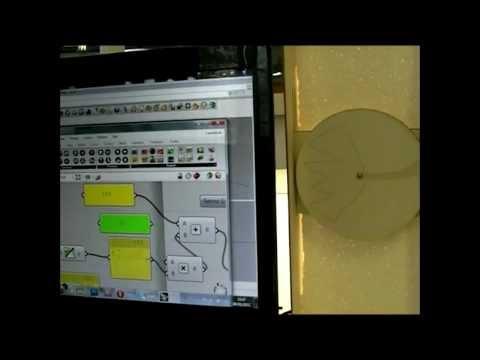 Grasshopper + Firefly - Bloque motor 1.0