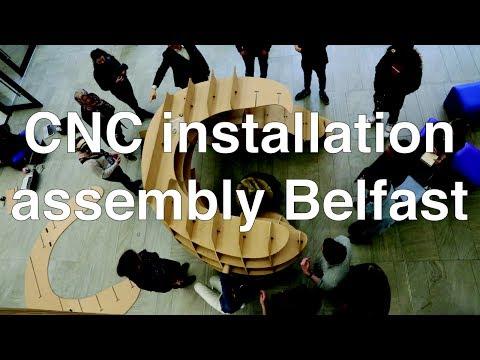 Belfast Installation Timelapse