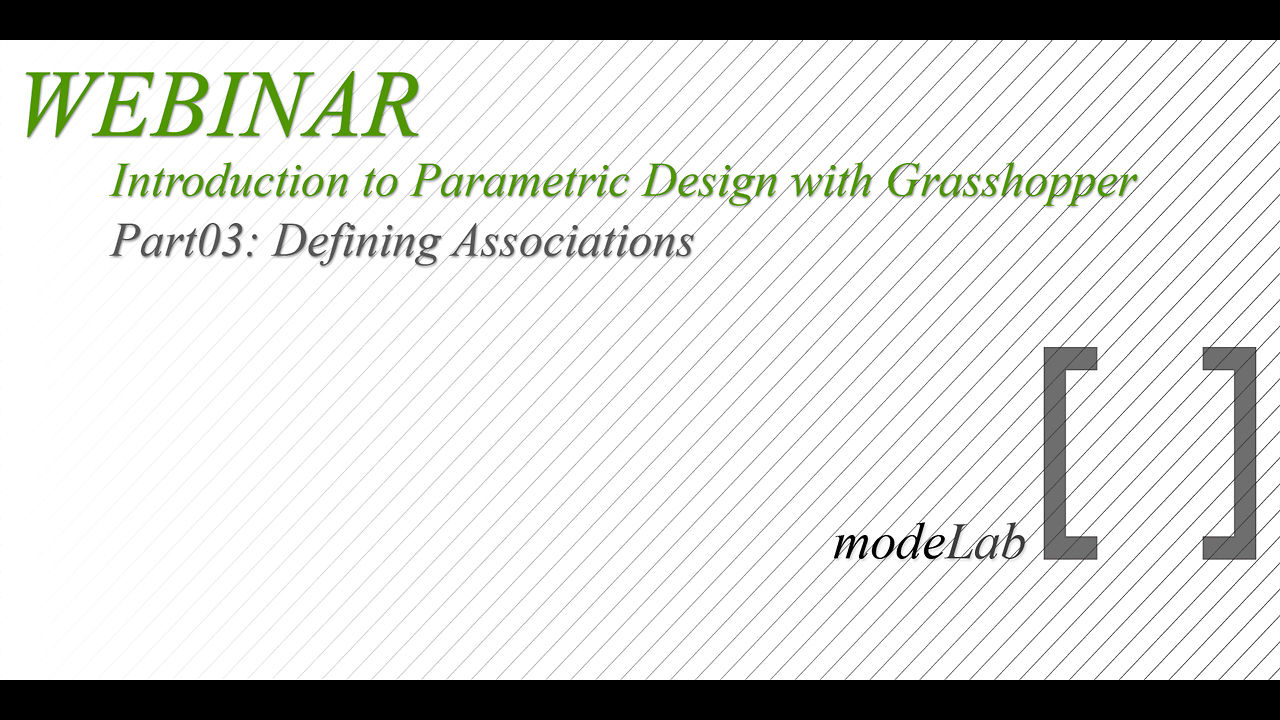 Intro to GH Webinar | Part03: Defining Associations