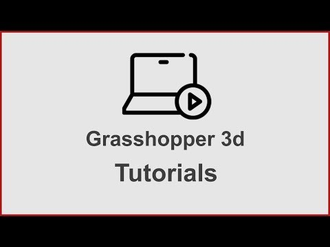 Introducing the Grasshopper3d Course