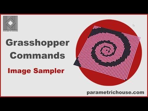 Grasshoper Tutorial - Image Sampler