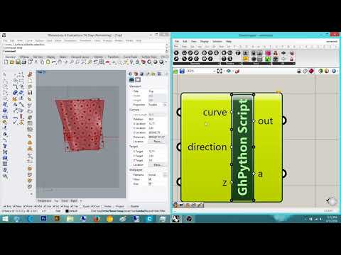 Grasshopper Tutorial: Surface Morph