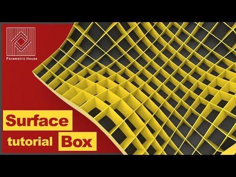 Grasshopper Tutorial (Surface Box)
