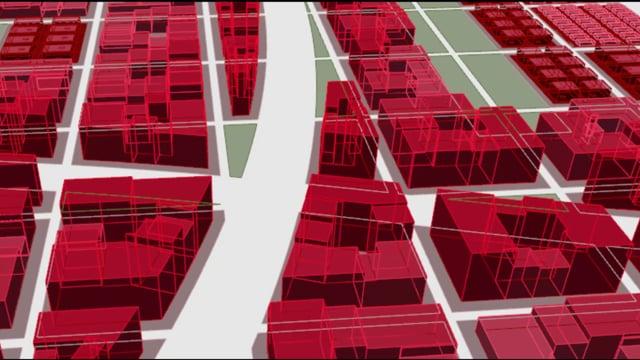 Parametirc Urban Design  - Urban Code Project