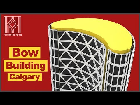 Rhino Grasshopper Tutorial (Bow Building Calgary)