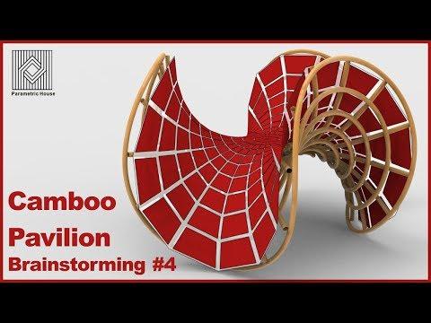 Brainstorm #4 : Camboo pavilion