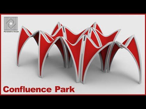 Confluence Park - Grasshopper Tutorial